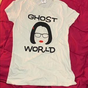 Ghost World T-shirt size XL